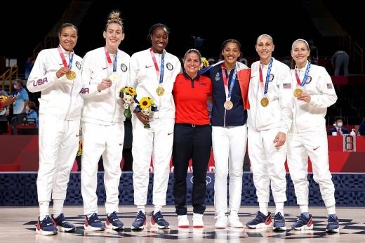 Какие же американки крутые! Стали лучшими на Олимпиаде, совершенно не напрягаясь