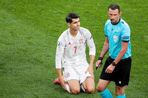 Италия — Испания. Прогноз: Альваро Мората снова рассмешит фанатов и отправится домой
