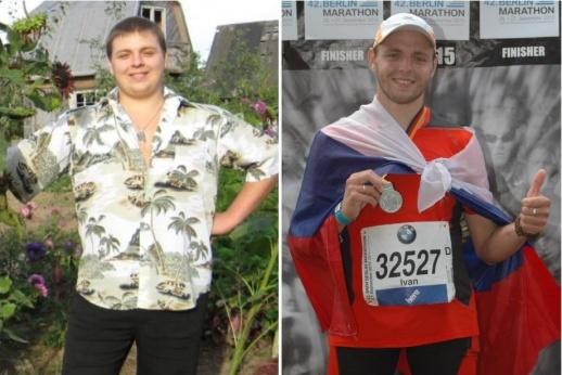 Бег во благо. Как начать бегать, похудеть на 35 кг и стать «железным человеком»
