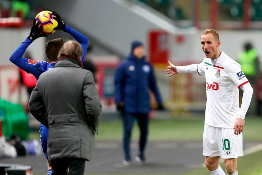 «Локомотив» разозлился и выиграл. Игнатьев ответил Сёмину в духе Евсеева