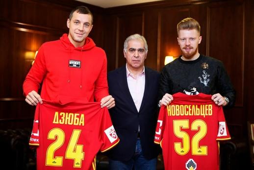Вопрос дня. Реанимирует ли «Арсенал» карьеры Дзюбы и Новосельцева?