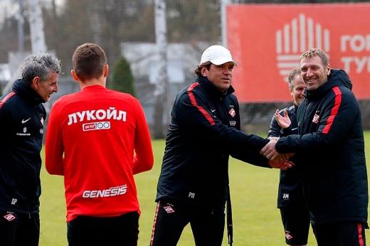 «Спартак» возвращает тренера-чемпиона. Он сам ушёл от Карреры