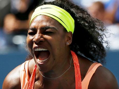 Главное поражение в карьере знаменитой американской теннисистки Серены Уильямс, полуфинал US Open – 2015
