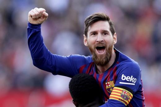 «Атлетико» — «Барселона» — 1:0 – обзор матча, гол Карраско, как играл Месси