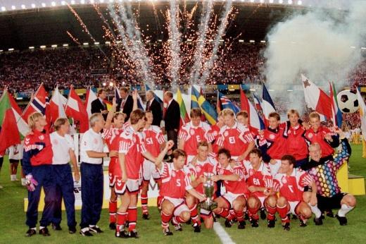 Трагедия и триумф сборной Дании на Евро-92. Трогательная история, о которой сняли фильм