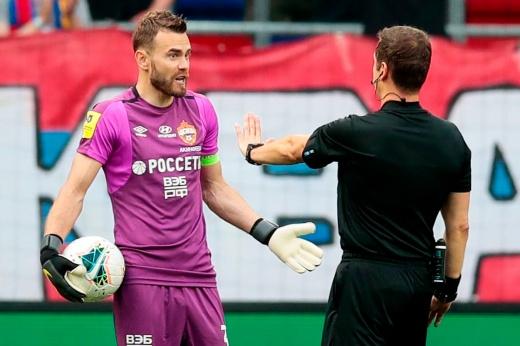 Чалов забил в третьем туре подряд! Но, похоже, Слуцкий не пустил ЦСКА в Лигу чемпионов