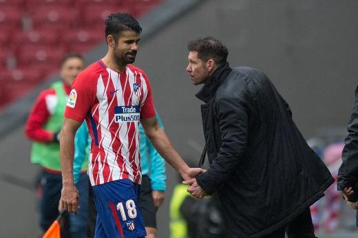 «Атлетико» — «Мальорка». Прогноз: Симеоне, Диего Коста и Коке приблизятся к Лиге чемпионов
