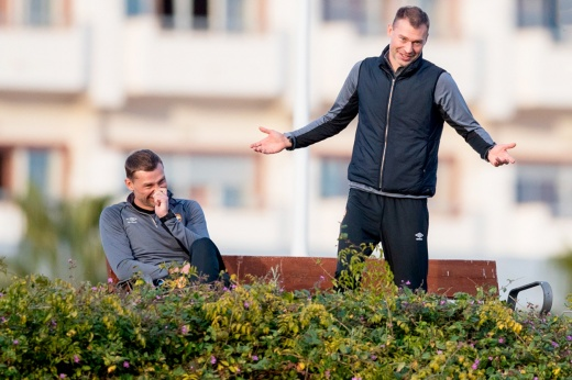 Березуцкие вернулись в ЦСКА, а Овчинников — в ворота. Машина времени в Кампоаморе!