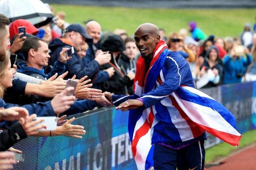 Великий британский чемпион Фарах обманывал допинг-контроль. Почему его не накажут