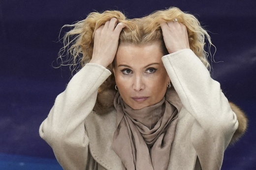 Почему фигуристки Косторная и Трусова будут тренироваться раздельно в академии Плющенко?