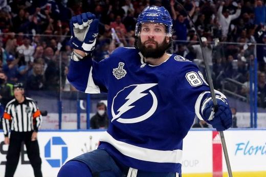 «Тампа» — «Питтсбург». Кучеров и Василевский покажут, кто в НХЛ хозяин