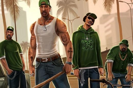 5 самых знаковых персонажей GTA San Andreas