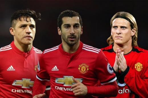 10 игроков, загубивших свою карьеру в «Манчестер Юнайтед»