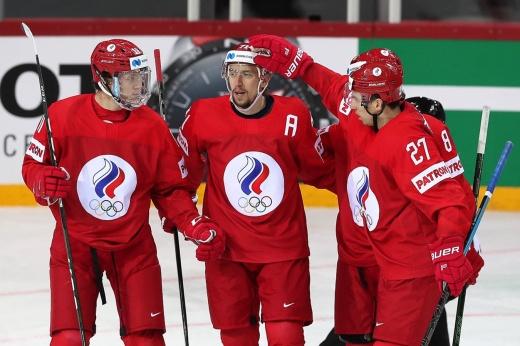 Будет ли третья подряд победа наших на нынешнем ЧМ? Словакия – Россия. LIVE