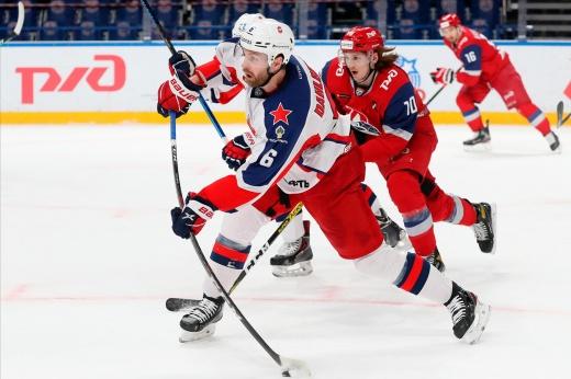 «Локомотив» — ЦСКА — 3:0, видео, голы, обзор матча плей-офф КХЛ – 2021