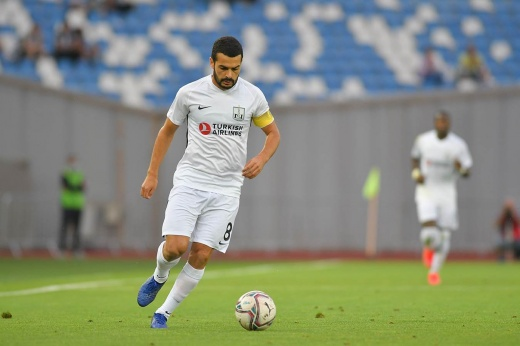 «Нефтчи» — «Олимпиакос». Прогноз: Махмудов найдёт ответ для Вальбуэна в Лиге чемпионов