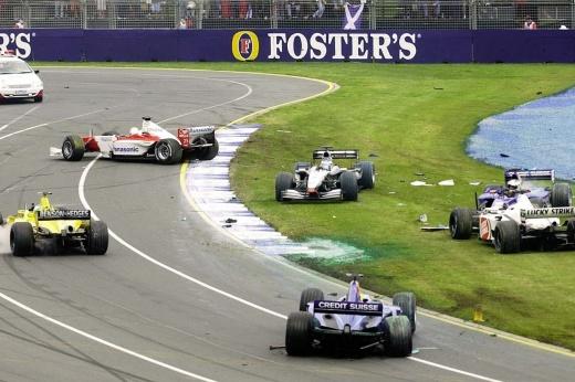 Кто начал в Формуле-1, как Мазепин. 8 дебютных гонок, которые завершились очень быстро