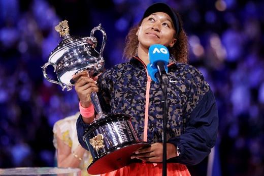 Наоми Осака – новый босс женского тенниса! Японка взяла 4 «шлема» в четырёх финалах