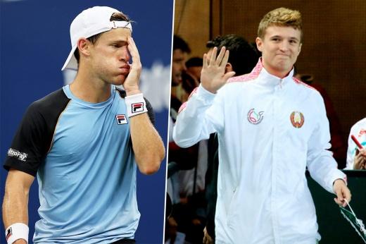Чумовой матч в теннисе! 18-летний белорус без рейтинга разгромил 15-ю ракетку мира
