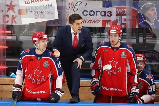 «Авангард» — ЦСКА — 4:0, обзор первого матча сезона КХЛ