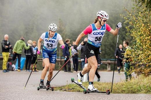 Организаторы испортили гонку лыжникам сборной России. Большой скандал на летнем ЧМ-2021