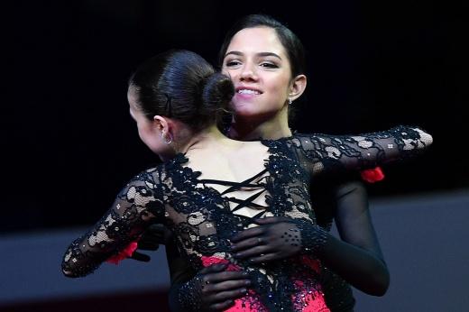 Алина Загитова потеряла первое место в международном рейтинге – что это значит?