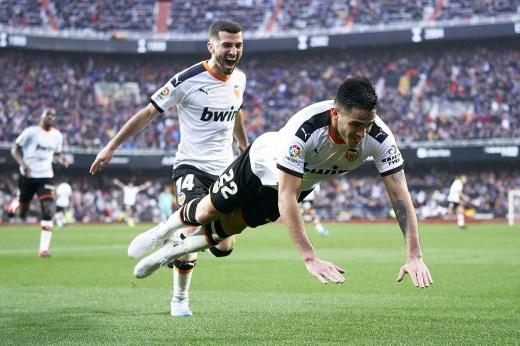 «Барселона» еле избежала разгрома на «Месталье»! Зато мячом владела очень долго