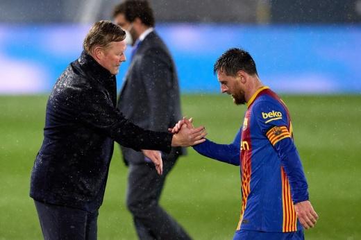 «Леванте» — «Барселона». Прогноз: Месси и Куман загладят вину за скучные нули с «Атлетико»