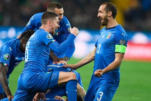 У сборной Италии больше не осталось героев. Зато есть витамины и пробиотики