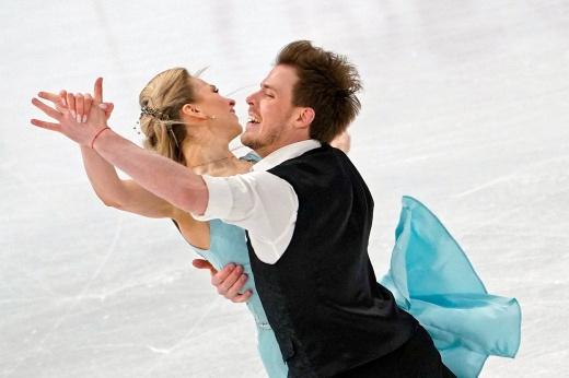 Чемпионат мира по фигурному катанию 2021, танцы на льду, произвольный танец – победа Синициной и Кацалапова, видео