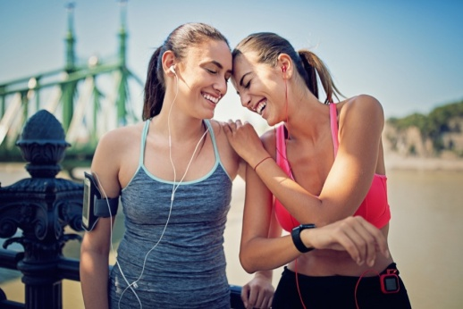 Поверь в силу бега: как тренироваться и помогать благотворительному фонду?