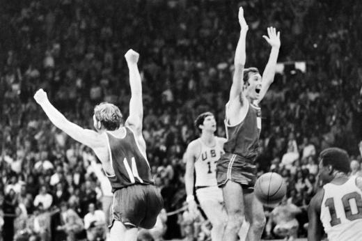 Как сборная СССР по баскетболу выиграла 8 чемпионатов Европы подряд