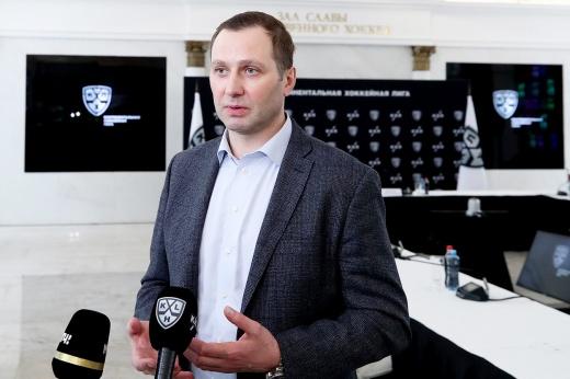 Эксклюзивное интервью с генеральным директором «Торпедо» Александром Харламовым