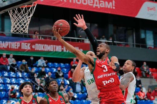 УНИКС обыграл «Локомотив-Кубань» во втором полуфинальном матче Единой лиги ВТБ