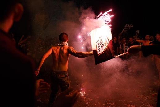 Беспредельщики. Греки нападают на русских, а УЕФА всё равно