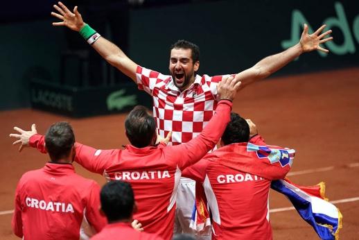 Чилич увёз Кубок Дэвиса в Хорватию. Навечно