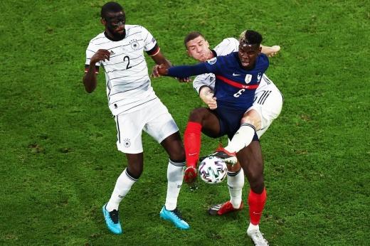Эта Франция похожа на ту, что выиграла ЧМ-2018: цинизм, контроль, звёзды пашут в защите