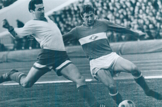 Сёмин мог стать легендой «Спартака». Именно он забил первый исторический гол в еврокубках