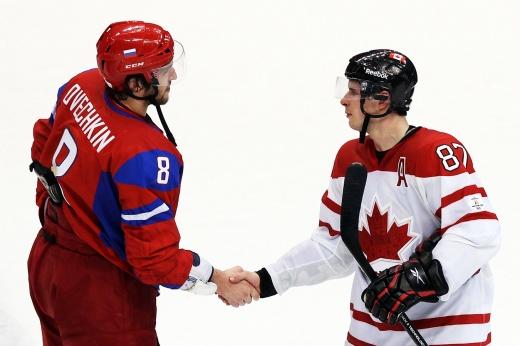 Овечкин и Кросби поедут на Олимпиаду? В НХЛ согласны. Дело за МОК