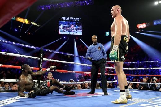 Тайсон Фьюри нокаутировал Деонтея Уайлдера, реакция на итоги боя за титул чемпиона мира в супертяжёлом весе