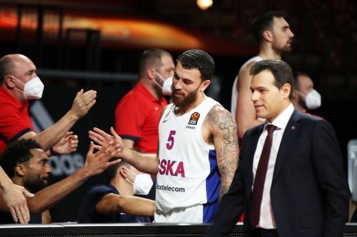 Майк Джеймс дебютировал в составе «Монако» и выразил сожаление из-за расторжения контракта с ЦСКА