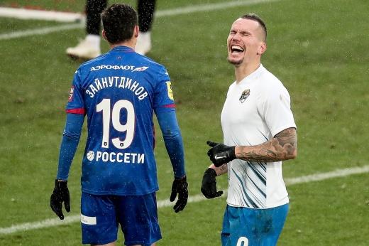 Почему Заболотный стал для ЦСКА лучше Рондона. Объяснение трансфера