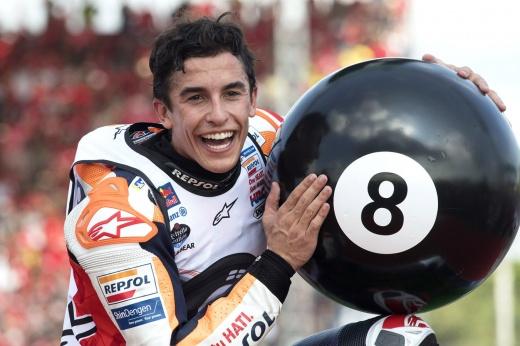 Один из величайших мотогонщиков загубил карьеру? Как Маркеса подвели горячность и… дверь