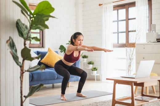 Как избавиться от целлюлита и дряблости? Упражнения на внутреннюю поверхность бедра