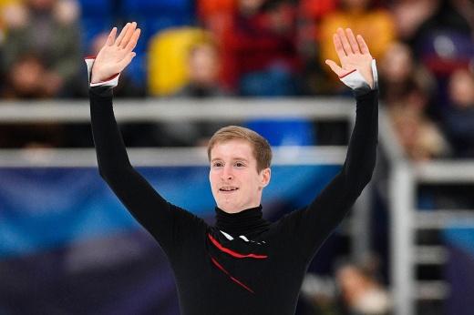 Российский фигурист дважды за сутки побил мировой рекорд. А никто и не заметил