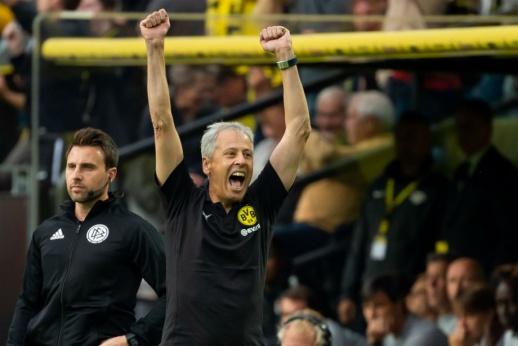 Новый Дортмунд — самая лютая команда Европы на старте сезона