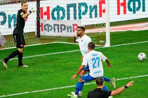 «Рубин» — «Локомотив» — 0:2, разбор судейства почему удалили Слуцкого