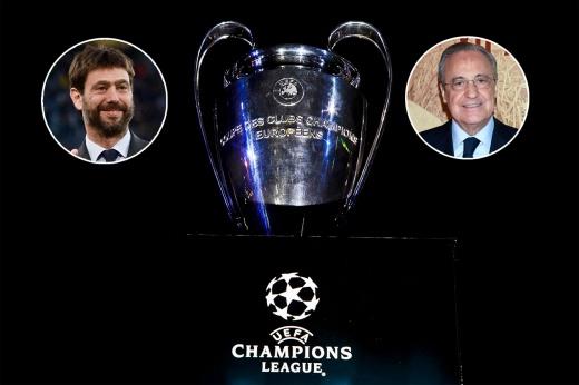УЕФА может спасти футбол. Но, кажется, выбирает войну