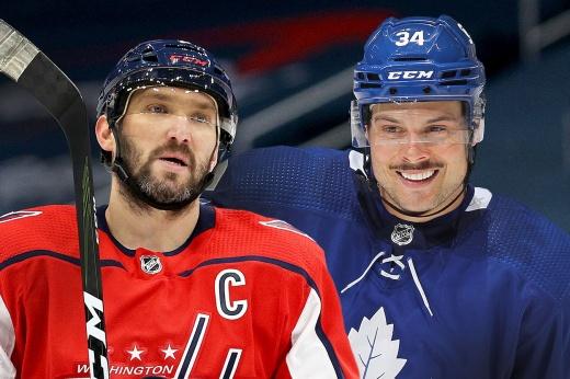 Мэттьюс оторвался от Овечкина уже на 10 голов! Судьба снайперской гонки НХЛ решена?