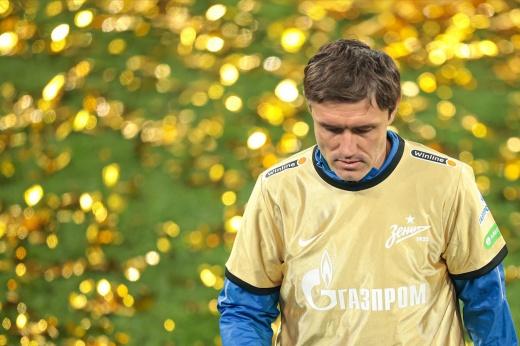 Похоже, Жирков уходит из «Зенита». Закончит карьеру после Евро?